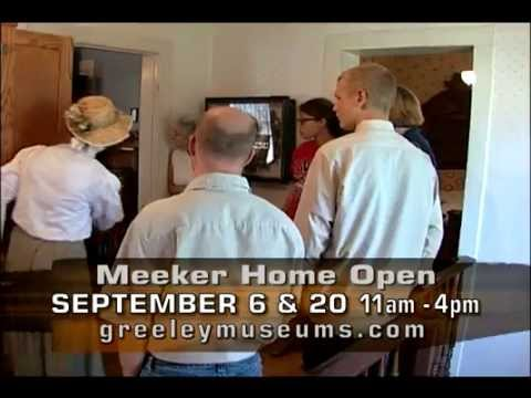 Visit the Historic Meeker Home in Greeley, CO - Greeley Museums