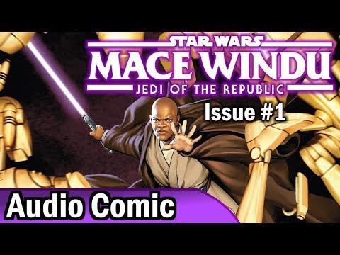 Mace Windu #1 (Voice Dubbed Comic)
