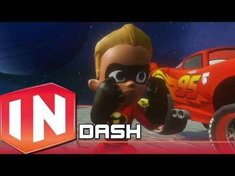 Disney Infinity - Dash - Character Video - All Platforms - Sommer 2013