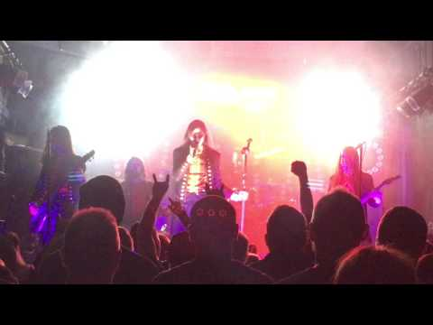 Avatar - Tooth,  Beak And Claw @ The Chameleon Club - Lancaster, PA 5.9.16
