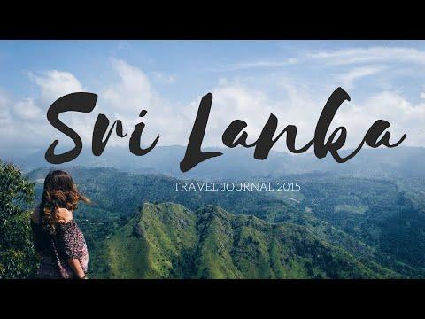 Le SRI LANKA | Carnet de Voyage d'Emilie