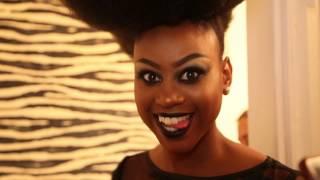 SHOW Coiffure Interplanétaire Murielle Kabile