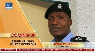 Benue Killings: Don't Jump To Conclusions Until Investigation Is Concluded-- Police PRO