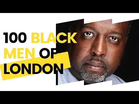 NOW Chat Show Live Stream - 100 Black Men Of London with Paul Lawerence
