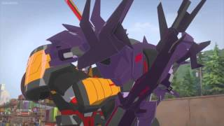 Transformers Robots in Disguise Drift vs Fracture Round 3