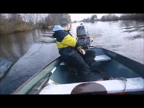 Snoek vissen vanuit de boot met Mart! (Short)
