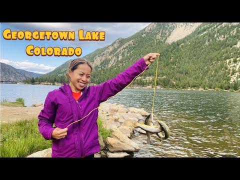 Fishing At Georgetown Lake / Colorado