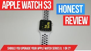 Apple Watch Series 3 Review in 2018 - Should you upgrade your iWatch?