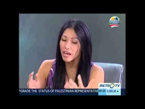 Anggun talks about Death Penalty
