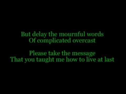 Sexual powertrip lyrics blue october