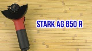 Розпакування Stark AG 850 R