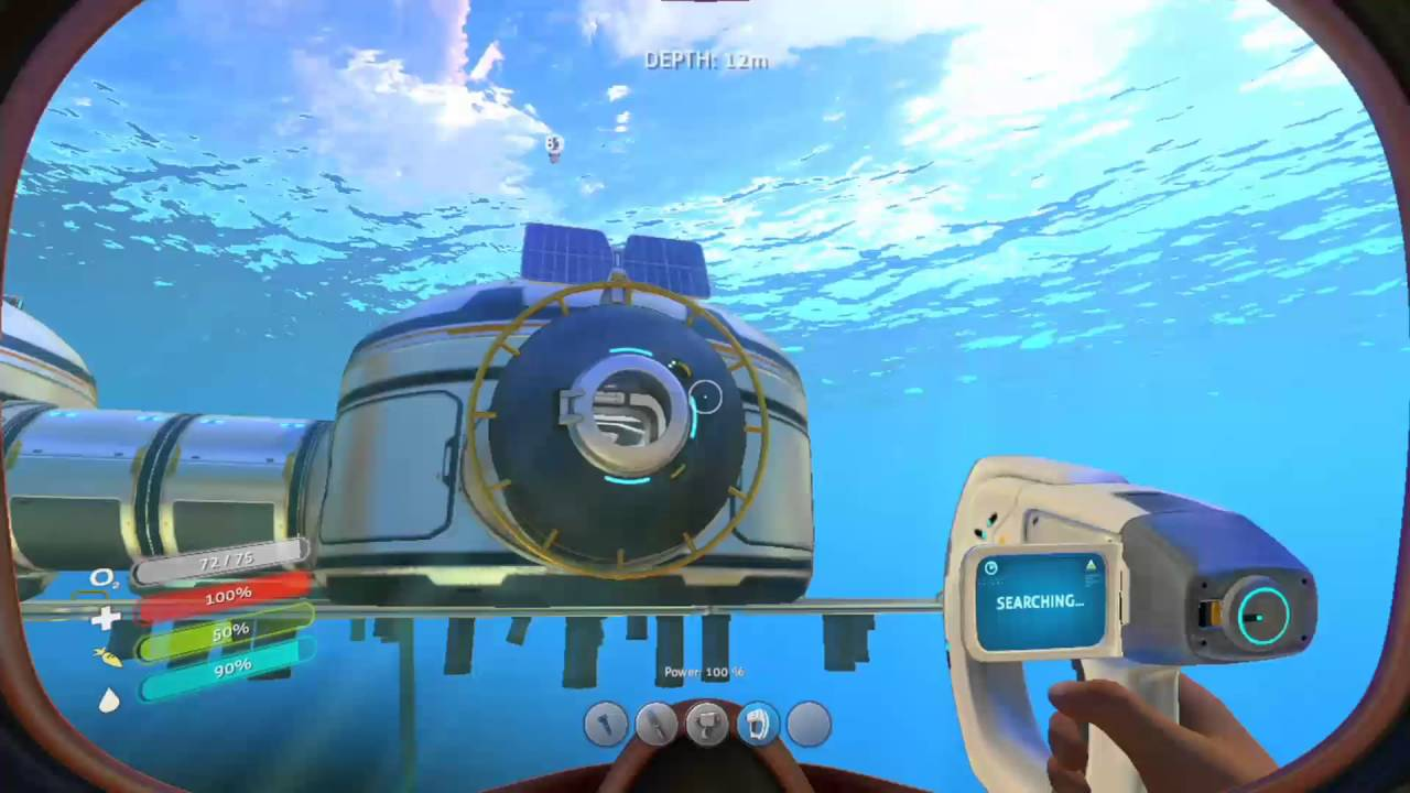 Subnautica Xbox One Stupid Ladders 7 Youtube Void base scanner rooms & glass tunnels with viewing windows! subnautica xbox one stupid ladders 7