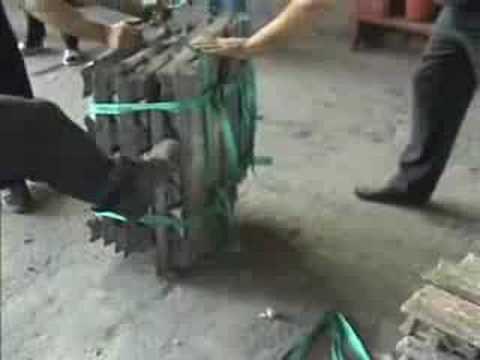 Упаковочная лента Caristrap - синтетическая сталь. Наш тест.