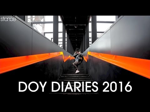 Doy Diaries 2016 // .stance