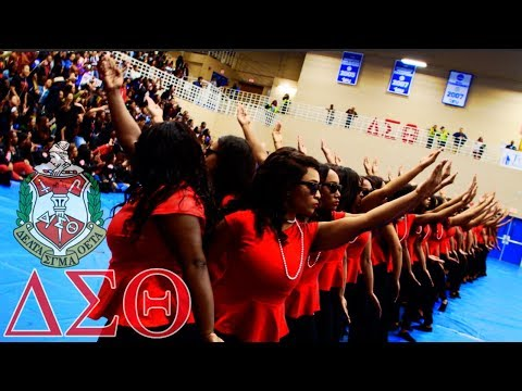 Delta Sigma Theta - The Return of AX!! - Spr. 18' Probate (T