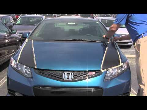 PlastiDip 2013 Honda Civic Si