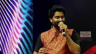 Anand Aravindakshan immersed while singing Sid Sriram's கண்ணானா கண்ணே