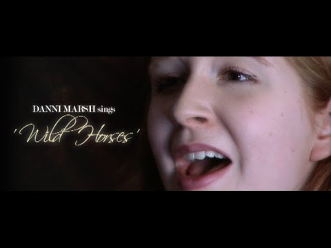 Danni Marsh (21) Sings 'Wild Horses' better than Susan Boyle!!!