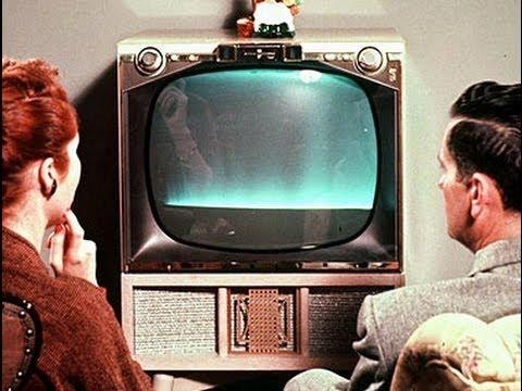 Old School Techno - 1956: The Television (720p)
