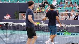 Quick turnaround for Federer