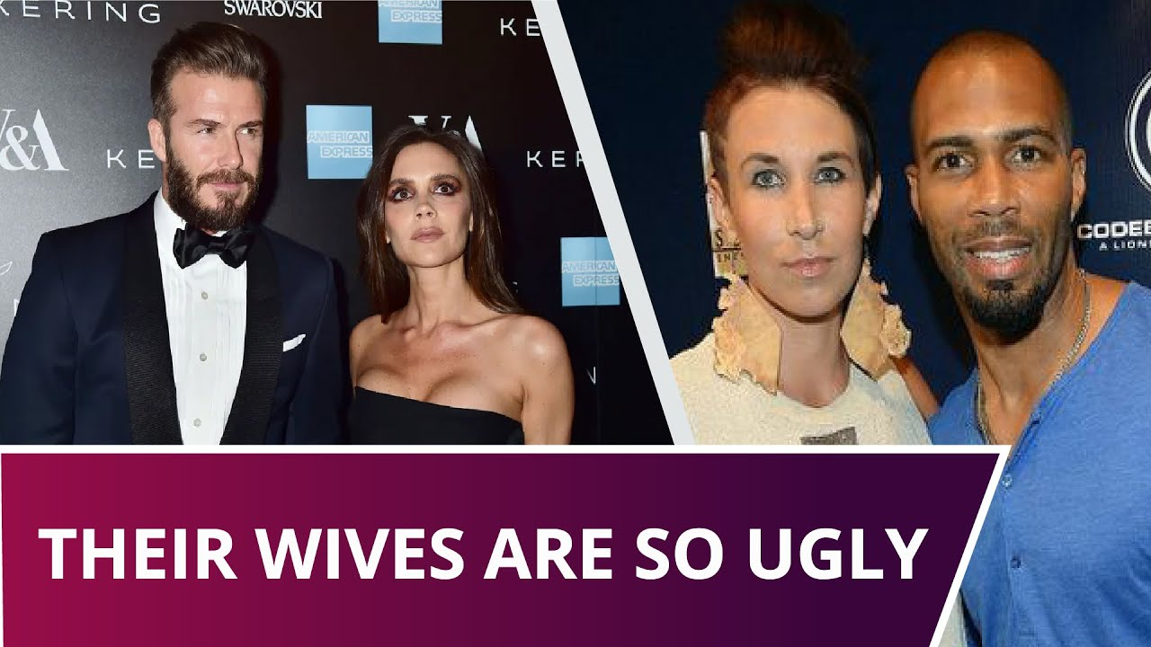 Download 10 male celebrities married to ugly wives