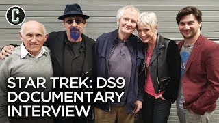 Star Trek DS9 Documentary Interview