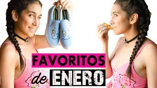 FAVORITOS DE ENERO | Fashion Diaries