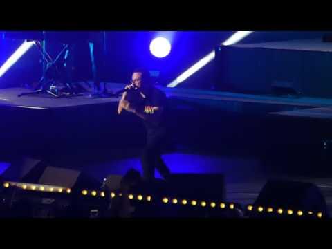 Anziety (w/personal special talk) - Logic Live @ Bill Graham Auditorium San Francisco, CA 7-16-17