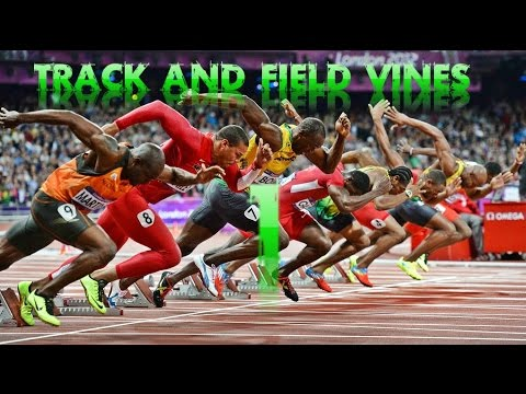 Track And Field Vines Compliation #1