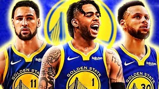 Why The D'Angelo Russell Trade to the Warriors is BOTH GREAT AND BAD!