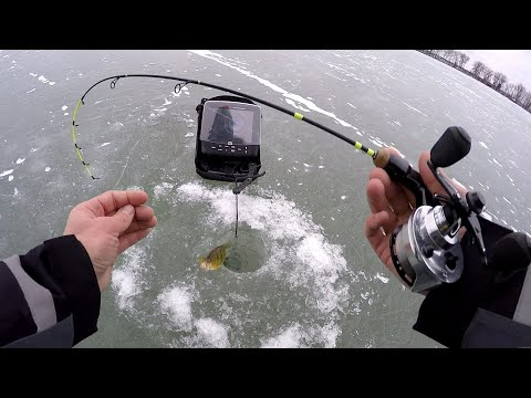 Misery Bay Ice Fishing Tournament On Presque Isle - Erie Pennsylvania 2019 - WPA Hardwater Series