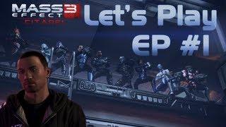 Mass Effect 3 (Citadel DLC) Let