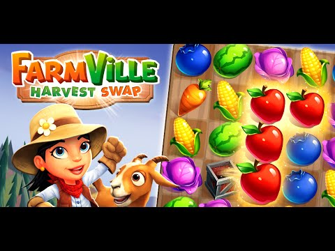 FarmVille: Harvest Swap 1