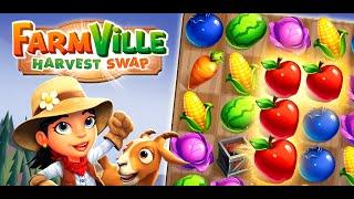 FarmVille: Harvest Swap Gameplay Trailer