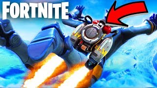 LETS FLY WITH A JET PACK! WEEK 5 UPDATE! Fortnite Battle Royal!