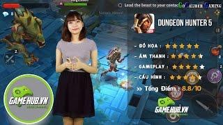 Đánh giá game Dungeon Hunter 5 - Gameloft