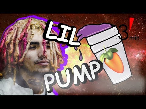 HOW TO MAKE A LIL PUMP SONG IN 3 MINUTES