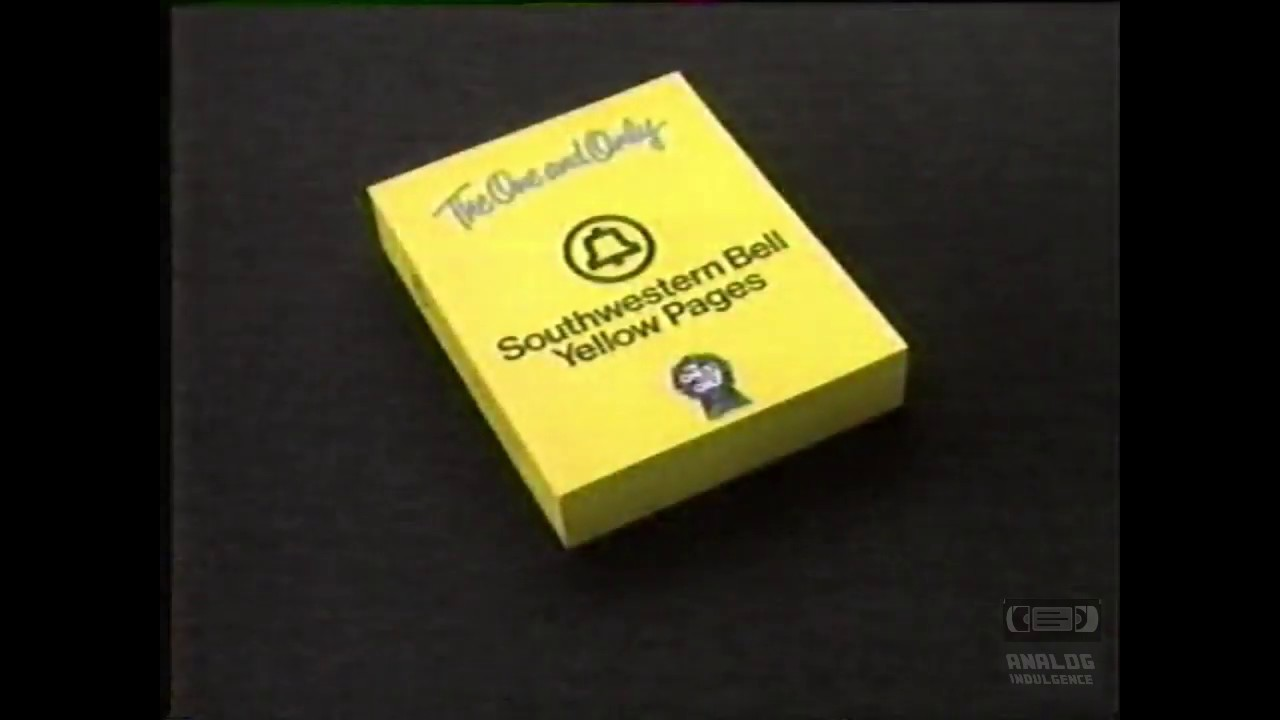 Southwestern Bell Yellow Pages logo