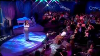 Jennifer Lopez - Alive (Live on Oprah Show)