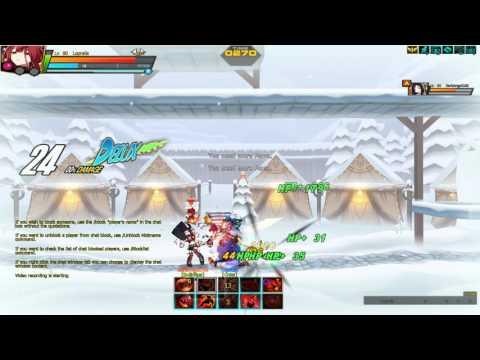 Elsword PvP: Crimson Avenger vs Asura
