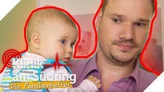 Will Papa das Baby nicht? Er geht nur noch arbeiten! | Die Familienhelfer | SAT.1