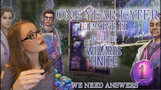 ONE YEAR LATER Brilliant Event Guide Part 2 // Wizards Unite