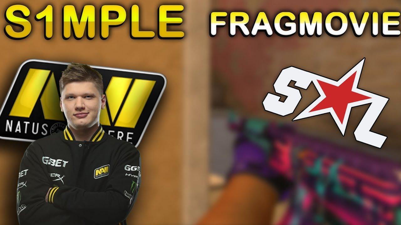 CS:GO - s1mple 🐐 -  MVP of StarSeries & i-League Season 7 ( Fragmovie)