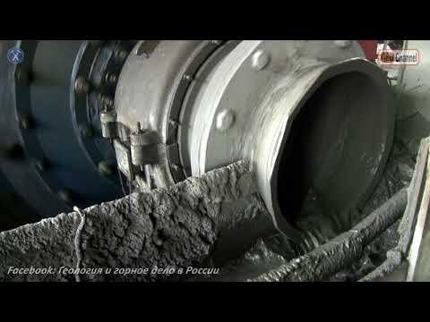 Технологический процесс обогащения медно-цинковой руды. Бурибаевский ГОК, Александр Николаев