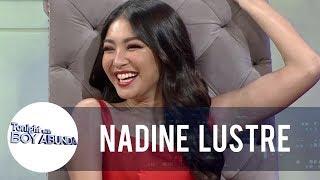 "Nadine plays ""Indak o Tadyak"" for her next leading man | TWBA"