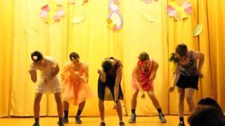 Танец на праздник Танец на 8 марта