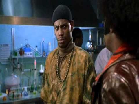 Dave Chappelle - undercover brother