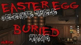 "Buried | Maxis Easter Egg ""Mined Games/Gelenkte Spiele"" KOMPLETT (German) [HD]"