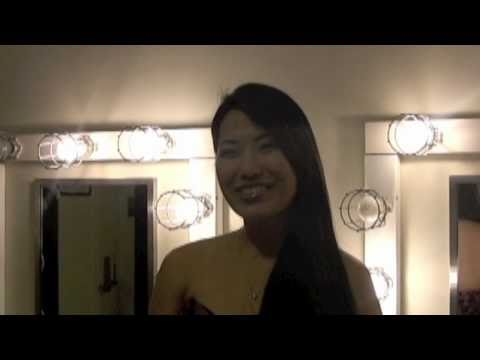 Sarah Chang for Youtube Symphony   in English