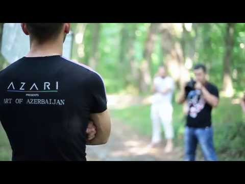 "Azari - SS13 collection ""Art of Azerbaijan"" (BackStage Video)"
